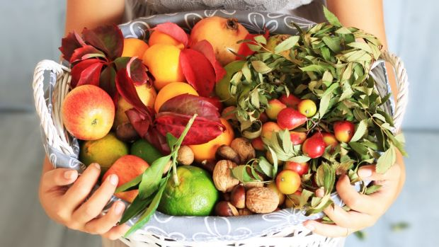 Why you should eat fruit and vegetable peel