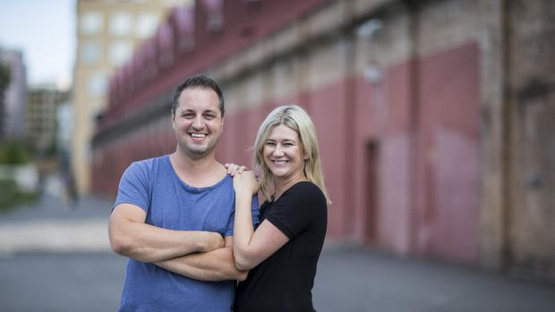 Bruno  and Ingrid Szajer have built their Still White business from unwanted wedding dresses.