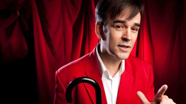 Rules of engagement: Comedian Tim Ferguson will host a comedy writing workshop at Canberra Theatre Centre.