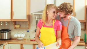 Working adults in the United States reported higher life satisfaction if they regularly paid to outsource household ...