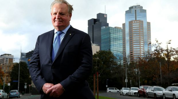 Nigel Satterley was previously a big donor for the WA Liberal Party.