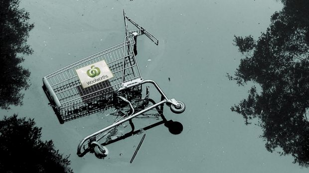 Inspectors audited the trolley-collection companies at 130 Woolworths supermarkets.