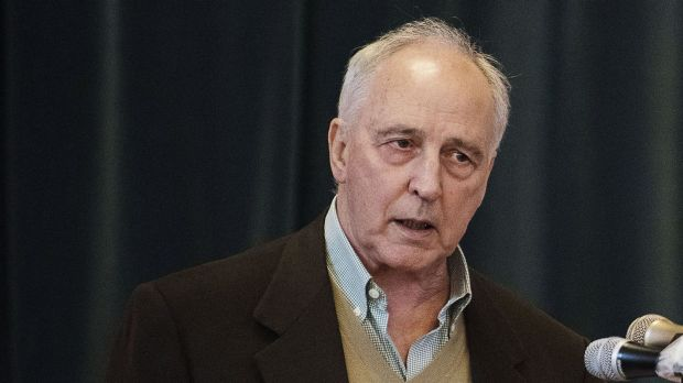 Paul Keating says John Howard should hang his head in shame.