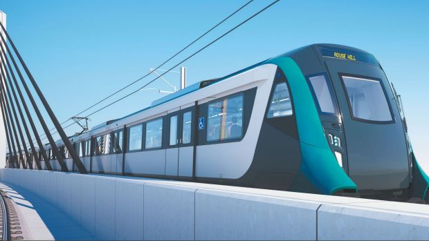 Sydney Metro promotional material.