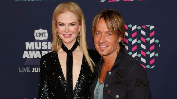 Nicole Kidman Keith Urban Anniversary: Keith Urban Facetimes Nicole Kidman And The Kids On Stage