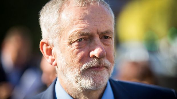 Theresa May is betting on beating Labour leader Jeremy Corbyn, who tweeted his support for the election.