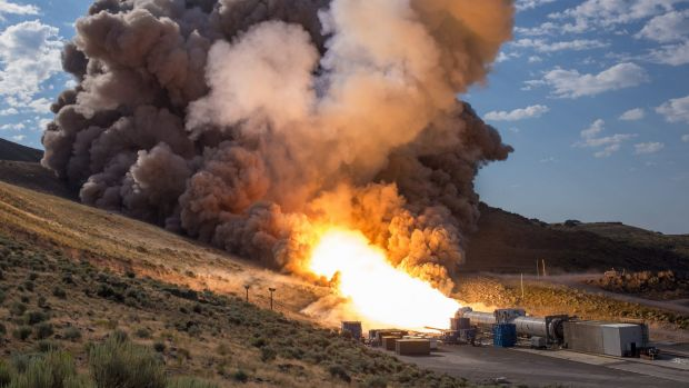 During the Space Launch System flight, these boosters will provide more than 75 per cent of the thrust needed to escape ...
