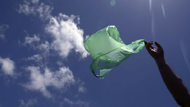 WA is looking to ban the plastic bag