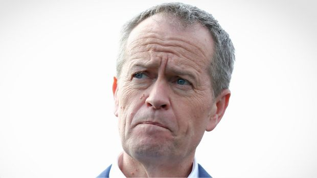 Opposition Leader Bill Shorten says the PM has no mandate.