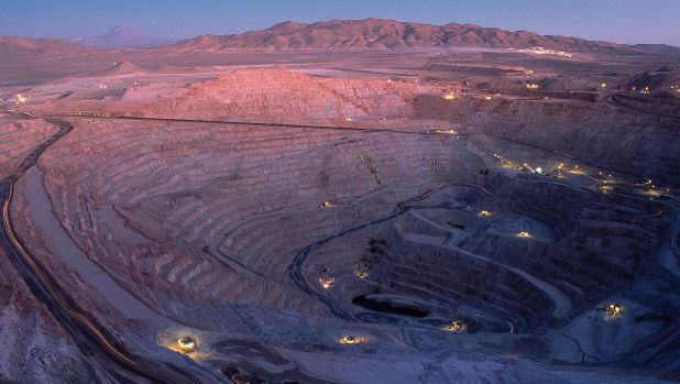 Escondida, which churned out 1.2 million tonnes of the red metal in 2015, will serve as a precedent for the other 15 ...