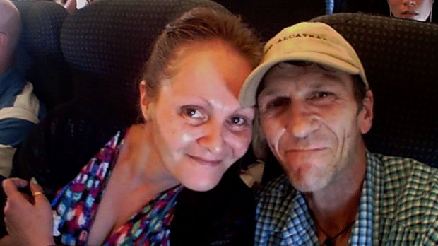 Varri Telfer is grieving the loss of her partner, Mark English, who died after an alleged one-punch attack in the ...