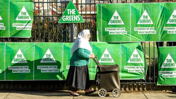 The Greens picked up plenty of votes in the electorates of Wills and Batman.
