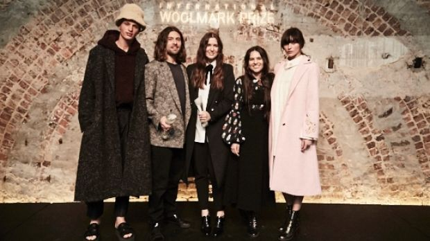 Exinfinitas and macgraw are the menswear and womenswear winners of the 2016/17 International Woolmark Prize Australia & ...