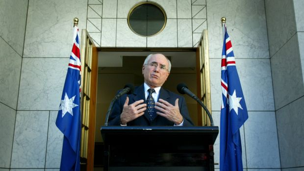John Howard's government is the subject of a new book.