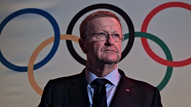 Under threat: AOC president John Coates is facing a challenge for his position.
