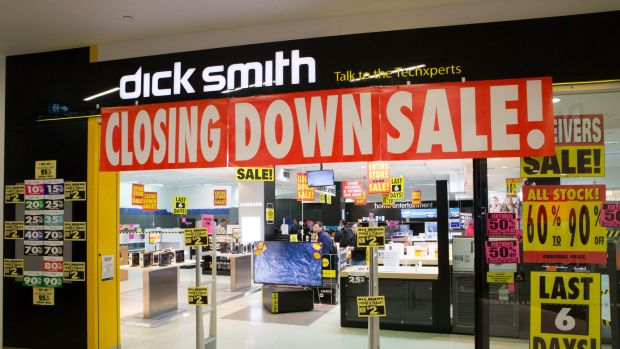 Why would Dick Smith have been holding 12 years' worth of batteries on its inventory?