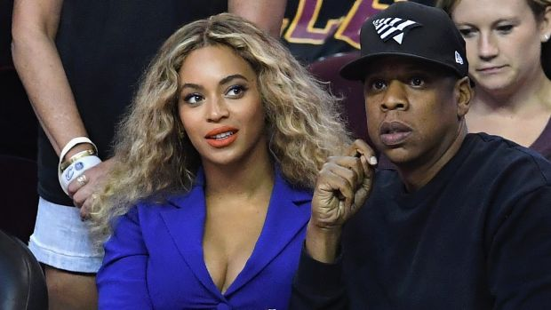 Beyoncé and JAY-Z register trademarks for presumed names of twins: reports