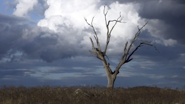 The clouds are likely to toll in across south-east Queensland on Saturday, bringing cooler temperatures, rain and a ...