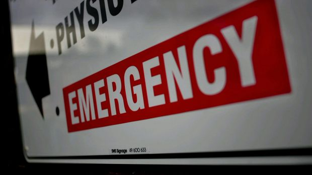 More than 20 students have been taken to a hospital south-west of Toowoomba.