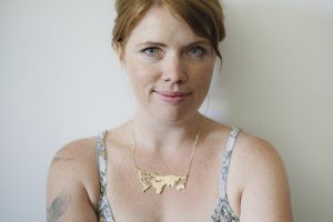 Author Clementine Ford.