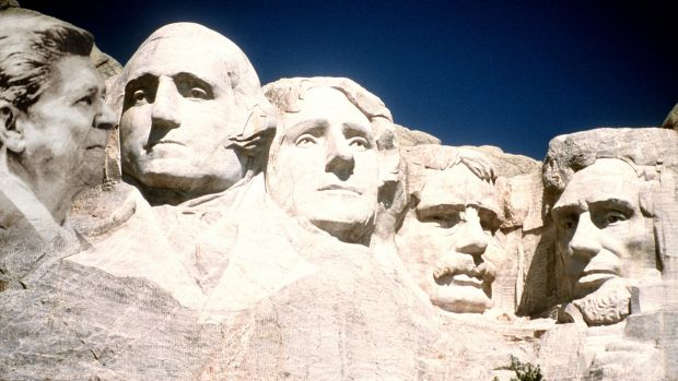 Reagan fans have campaigned for his likeness to be added to those of Washington, Jefferson, Theodore Roosevelt and ...