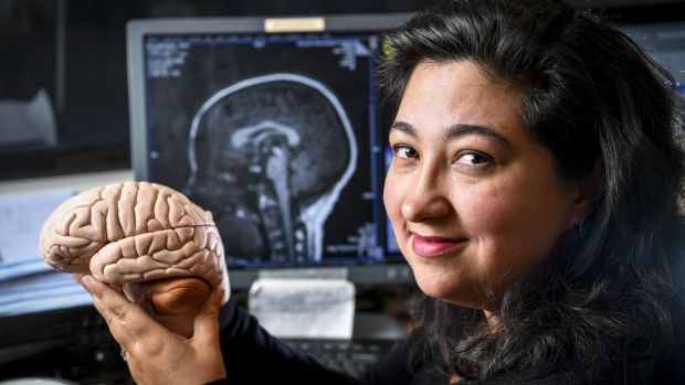 Cognitive neuroscientist Dr Sharna Jamadar is part of a group of all-female scientists who are heading to Antarctica in ...
