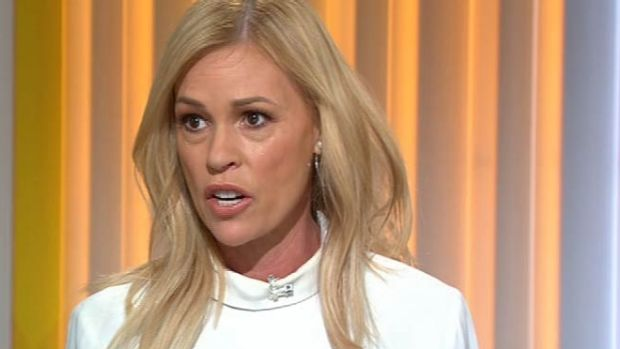 On the wish list: Sonia Kruger.