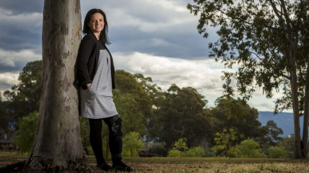 The new Lindsay MP Emma Husar, who recently had her knee reconstructed, believes health issues influenced voting in her ...