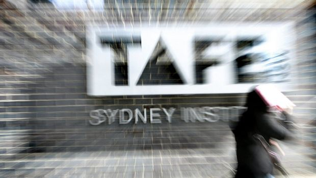 """TAFE NSW's recruitment of a """"Divestment Portfolio Manager"""" has prompted fears about the sell-off of sites."""