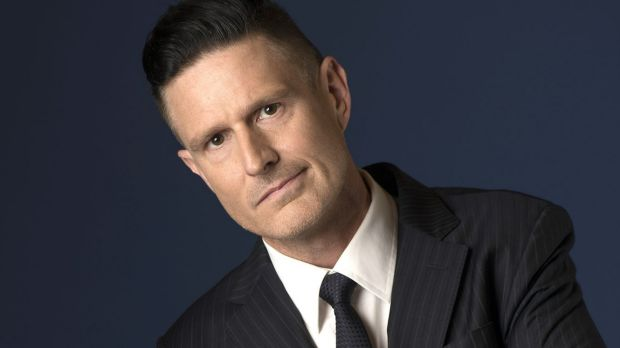 Wil Anderson arrested on flight