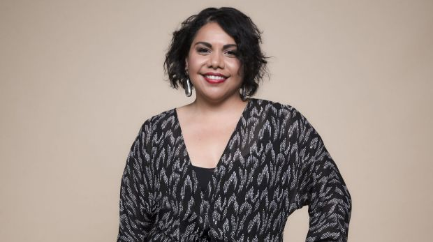 <i>Offspring</i> star Deborah Mailman voices Big Cuz in NITV's new animation.