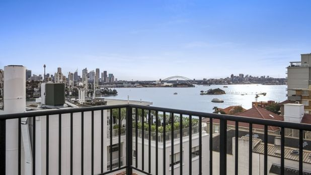 Million dollar views: Mr Joyce said homes would always be expensive when you can see the Opera House or Sydney Harbour ...