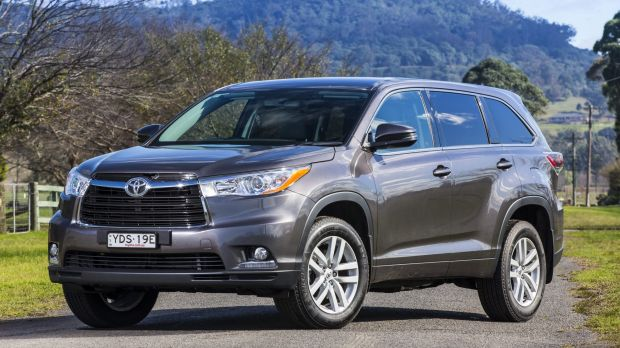 For January alone, sales of SUVs were up 10.9 per cent on a year before.