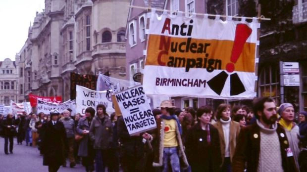 The Campaign for Nuclear Disarmament in the 1980s was also the subject of Russia information war activities.