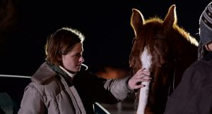 Kristen Stewart plays a young lawyer in <I>Certain Women</i>.
