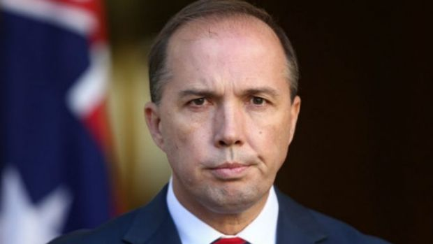 Does Immigration Minister Peter Dutton want to be more welcoming?