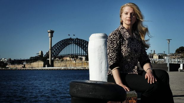 Angela Vithoulkas is trying to unseat popular independent Clover Moore as Sydney lord mayor.