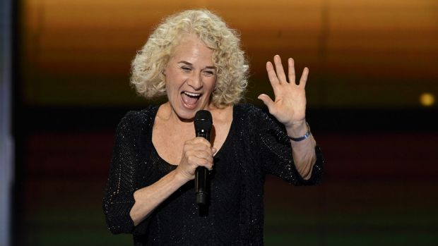 Hello Australia: Carole King plans to come to Sydney in September for the opening of the musical about her life.