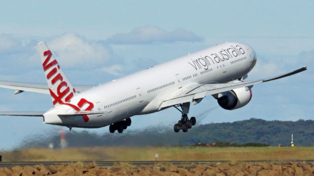 Virgin Australia did the deal last year.