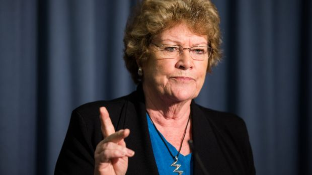 """A good legacy""; Health Minister Jillian Skinner."