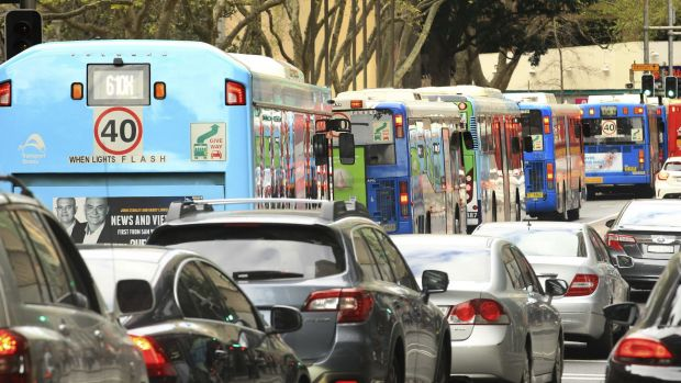 Sydney bus drivers not at work despite strike being ruled illegal