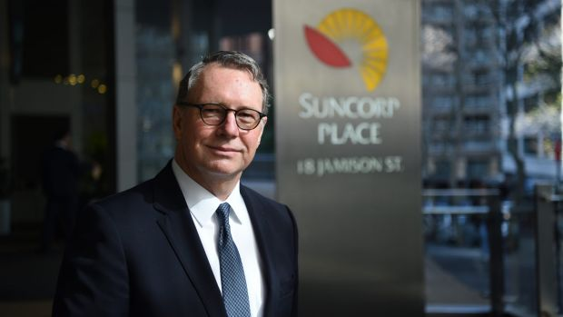 Natural disasters hit Suncorp's bottom line