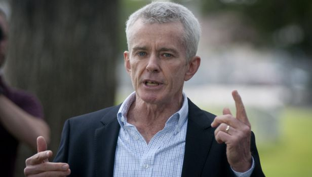 "Malcolm Roberts: ""I also want a Royal Commission into the awesomeness of my finger guns. Pew pew!"""