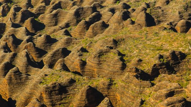 UNESCO designates world heritage sites such as the Bungle Bungles in the Kimberley Region of Northwest Australia.