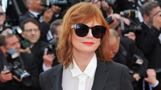 "Susan Sarandon has said her sexual orientation is ""open""."