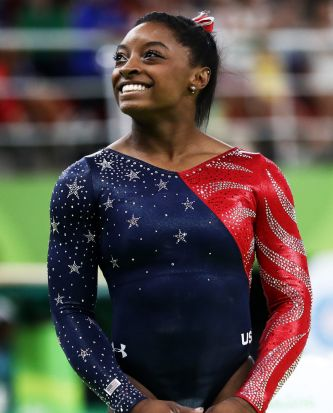 US Gymnast and Olympic Gold Medallist, Simone Biles had a strong message for a Dancing With the Stars judge who told her ...