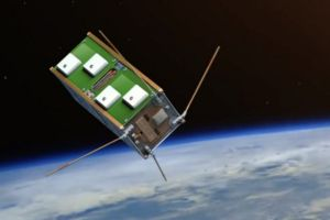 Teams behind the INSPIRE-2 have worked tirelessly to tackle flat battery woes after their mini cube satellite was ...