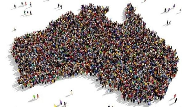Census Tuesday. When the results are out, we'll be bigger, or smaller.