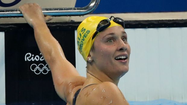 In limbo: Madeline Groves charged with missing a trio of doping tests in a 12-month period.