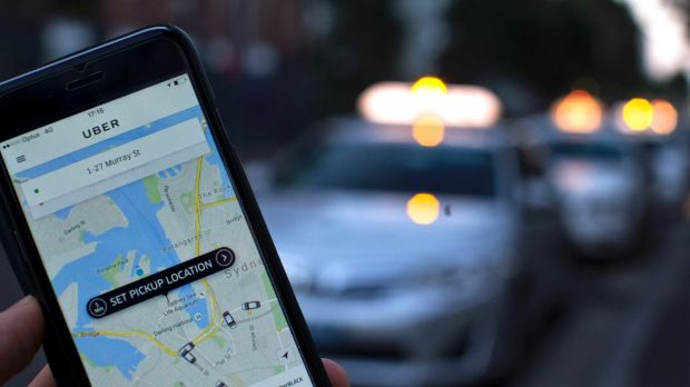 Sydney will be included in a new release of data that Uber will share with city planners.